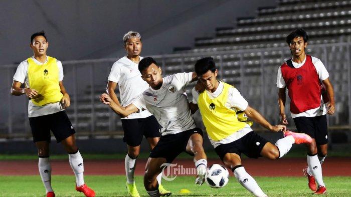 LIVE Streaming TV Online Thailand vs Indonesia Kualifikasi Piala Dunia 2022 Hari Ini, Gratis!