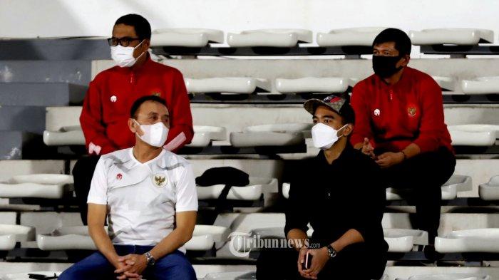 Mochamad Iriawan: THR untuk Pemain Jumlahnya Rahasia
