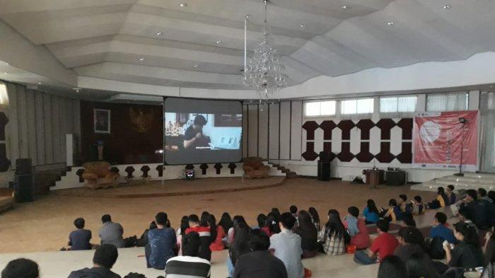 Film Lima Dapat Apresiasi Dari Generasi Milenial di Manado