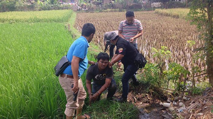 Penadah Motor Curian Berkomplot dengan Oknum TNI