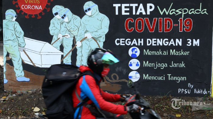 Bersama Cegah Penyebaran Covid-19, Dirjen IKP: Jaga Jarak dan Hindari Kerumunan!