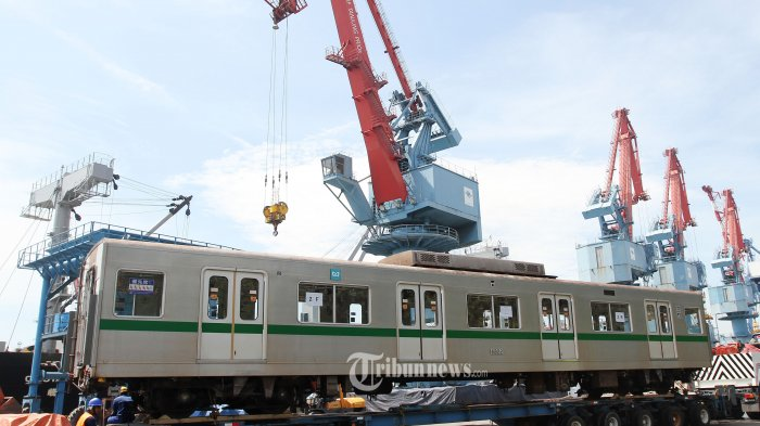 PT KCI Impor 100 Kereta dari Jepang di Tahun 2019
