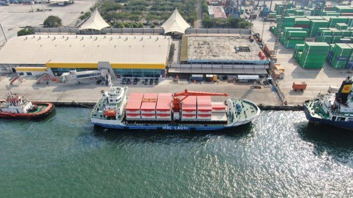 Trayek Baru Tol Laut Dorong Indonesia Timur Bebas Dari Disparitas Harga Tribunnews Com Mobile