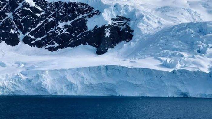 Gunung Es Terbesar di Dunia Terbentuk di Antartika, Ukurannya Hampir 4 Kali Kota New York