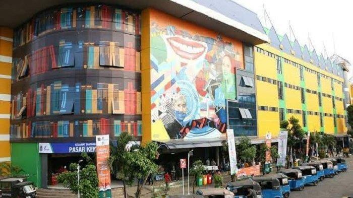 Wisata Buku Pasar Kenari Yang Viral Di Twitter Tempat Berburu Buku Murah Di Jakarta Tribunnews Com Mobile