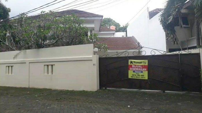 Penampakan Rumah Ibunda Dino Patti Djalal yang Nyaris Dikuasai Komplotan Mafia Tanah