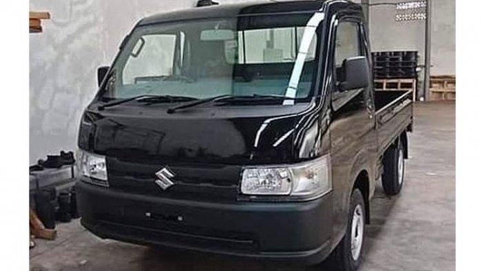 Suzuki Carry Baru Sudah Bisa Dipesan Di Dealer Siapkan Dana Rp 5 Juta Tribunnews Com Mobile