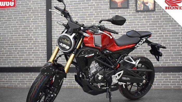 Mega gallery modifikasi Honda CB150R Exmotion Thailand