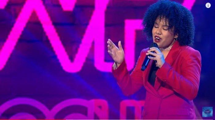 Nyanyi Lagu ''Tanpa Batas Waktu'' di Spekta Show Top 7, Jamimah Dapat Dukungan dari Ade Govinda