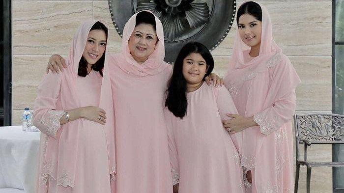 Lebaran Kedua Tanpa Ani Yudhoyono, Annisa Pohan Ungkap Tak Ada Foto Keluarga Bareng SBY: Masih Berat