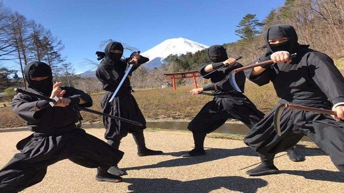 Penyamaran Ninja Jepang, Sebagai Biksu Harus Memiliki Wewangian