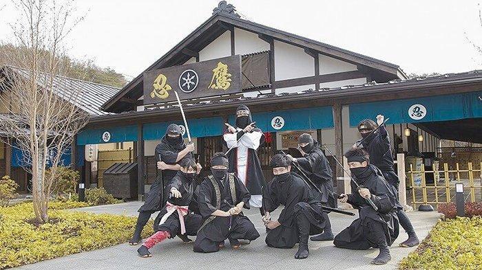 Satu Lagi Daerah Pariwisata Tempat Mengenal Ninja Jepang, Lokasinya Dekat Tokyo