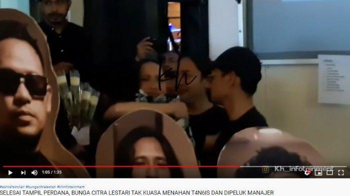 VIDEO BCL di Belakang Panggung Konser Perdana setelah Ashraf Meninggal, Menangis Peluk Vidi & Afgan