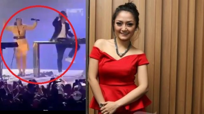 Penampilannya di Closing Asian Games 2018 Banjir Kritik, Siti Badriah: 'Hargai Usaha Kami'