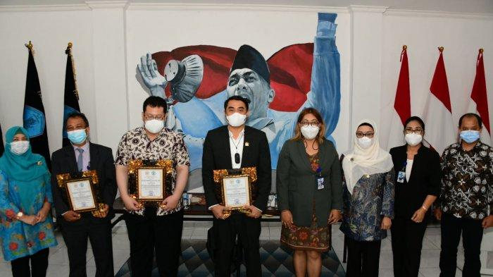 Anggota DPD Apresiasi Kerja Sama Perpustakaan MPR Dengan Universitas Mahendradatta