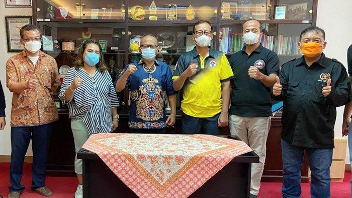 Kemenpora Mendukung Penuh Kegiatan Jelajah Kebangsaan Wartawan-Persatuan Wartawan Indonesia