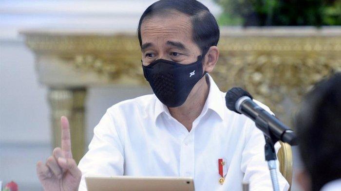 Jokowi: Pandemi Memberikan Pelajaran Berharga Pentingnya Kemandirian