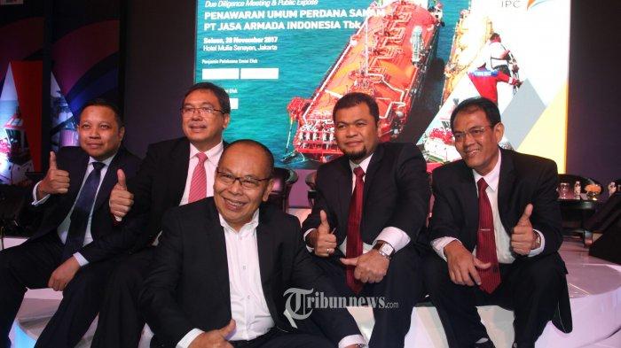 Penawaran Saham Perdana Jasa Armada Indonesia