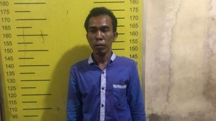 Pelaku Pencabulan Anak Tetangga dan Anak Kandung di Percut Sei Tuan Akhirnya Ditangkap