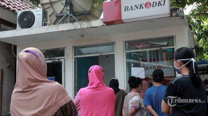 ATM di Ciracas Rusak Saat Pencairan Bantuan Sosial Tunai, Ini Penjelasan Bank DKI