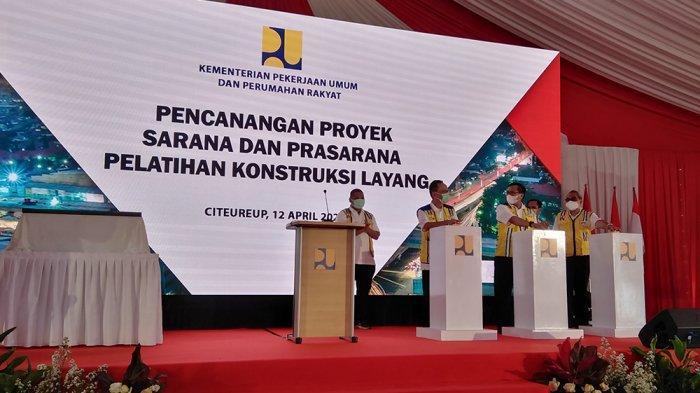 Genjot SDM Berkualitas, PUPR Bangun Sarana dan Prasarana Pelatihan Konstruksi Layang