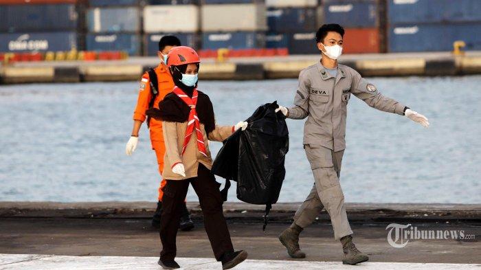 Dokumen Kematian 24 Korban Sriwijaya Air Teridentifikasi Tak Perlu Surat Pengantar RT/RW