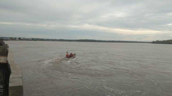 KM Papua Star Tenggelam di Perairan Asmat Papua, 4 Penumpang Selamat, 3 Orang Hilang