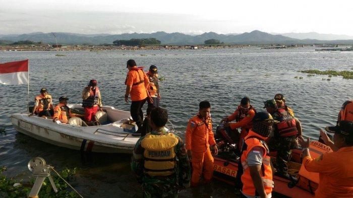 Hari Kelima, Ratusan Tim Penyelamat Cari Enam Korban Tenggelam di Bendungan Cirata