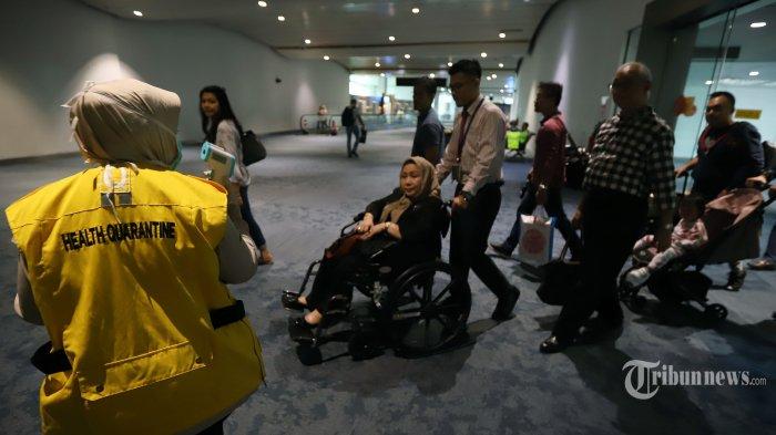 2.258 Wisatawan Tiongkok Berkunjung ke Riau, Dinkes Belum Temukan Kasus Virus Corona