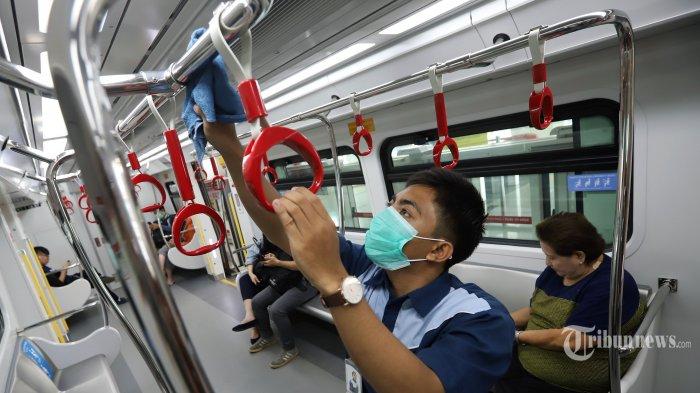 Stop, Jangan Masuk Area Stasiun dan Jangan Naik MRT dan Transjakarta Jika Tidak Kenakan Masker