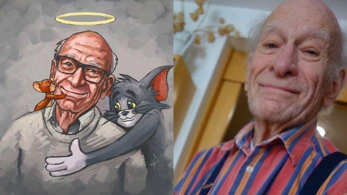 Pencipta Kartun Popeye dan Tom & Jerry Meninggal Dunia, Sempat Selfie Tersenyum saat Karantina
