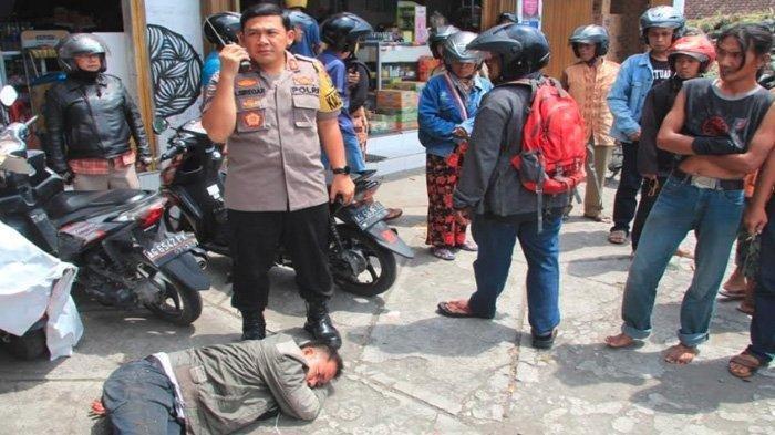 Dua Pencuri di Blitar Alami Kecelakaan saat Kabur Bawa Uang Rampasan