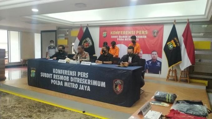 Tinggalkan KTP di Lokasi Pencurian, 2 Pelaku Spesialis Minimarket di Bekasi Ditangkap Polisi