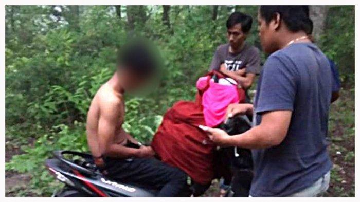 Berkat Jebakan Ini Warga Pergoki Remaja Klaten Puaskan Seksual dengan Jok Motor Dihias Pakaian Dalam