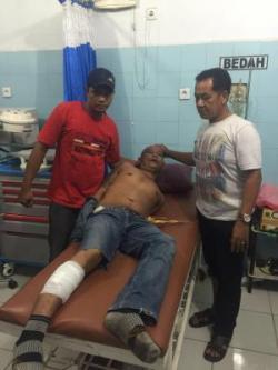 Toni Sudah 6 Kali Membobol Gerai Waralaba di Medan