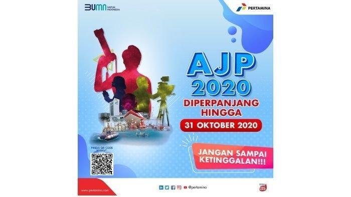 Pendaftaran Anugerah Jurnalistik Pertamina Diperpanjang Hingga 31 Oktober 2020