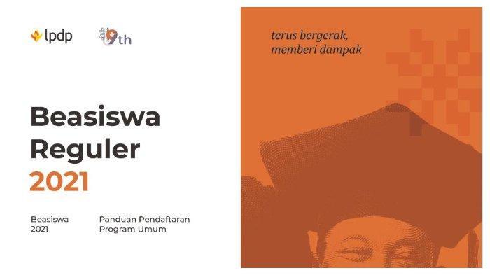 Pendaftaran Beasiswa LPDP 2021 Dibuka, Akses beasiswalpdp.kemenkeu.go.id, Ini Syaratnya