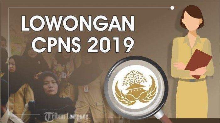 Pendaftaran CPNS 2019: Kementerian Hukum dan Hak Asasi Manusia(Kemenkumham) membuka 3.532 formasi CPNS untuk lulusan SMA/SMK, Senin (11/11/2019).