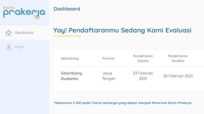 Detik-detik Penutupan Pendaftaran Kartu Prakerja Gelombang 12, Segera Cek di www.prakerja.go.id