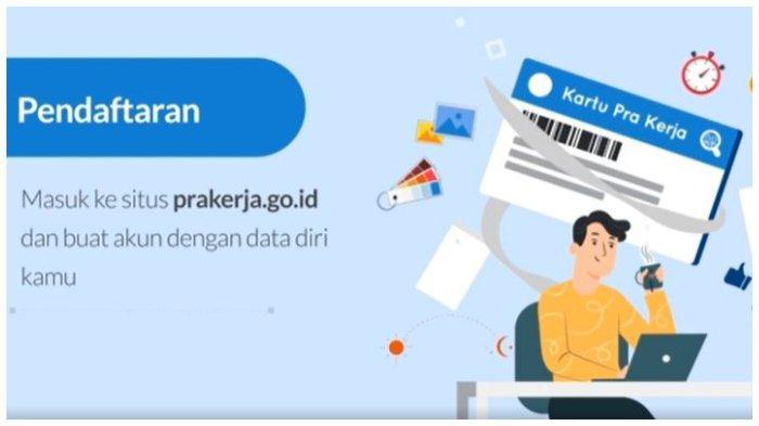 PENDAFTARAN Kartu Prakerja Gelombang 21 Dibuka, Login www.prakerja.go.id, Ini Syarat-syaratnya