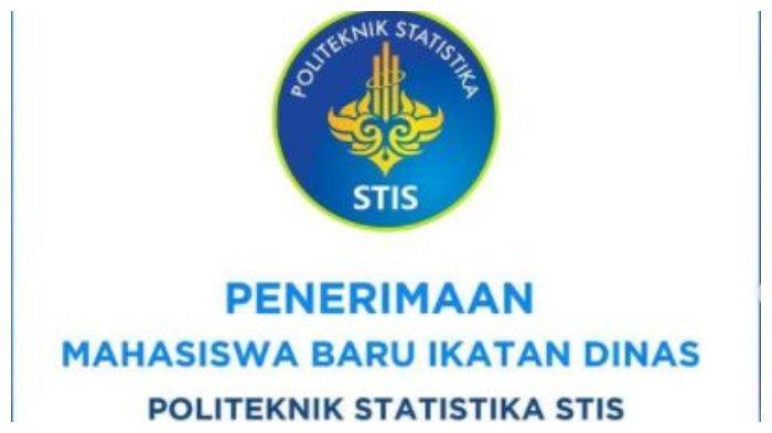 Pendaftaran Politeknik Statistika STIS 2021.