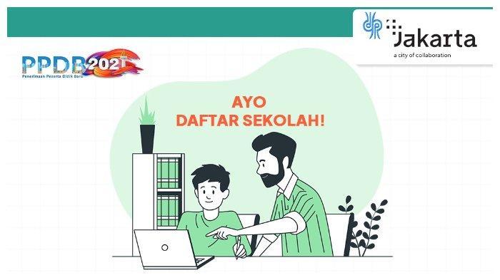 Alur dan Persyaratan Usia PPDB DKI Jakarta 2021, Pendaftaran Diperpanjang Hingga 11 Juni 2021