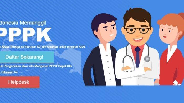 Update Jumlah Pelamar PPPK/P3K versi BKN Setelah Pendaftaran di Situs sscasn.bkn.go.id Resmi Ditutup
