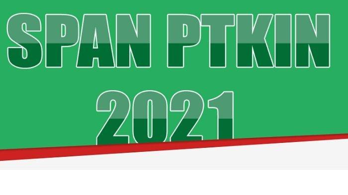 Pendaftaran SPAN-PTKIN 2021 .