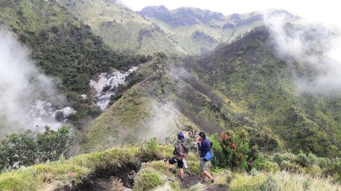Pendakian Gunung Merbabu.