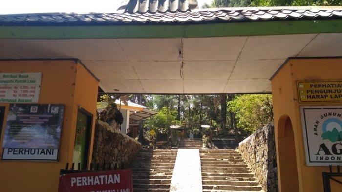 Libur Tahun Baru 2021, Pendakian Gunung Lawu Via Cemoro Kandang Sepi, Hanya 47 Pendaki