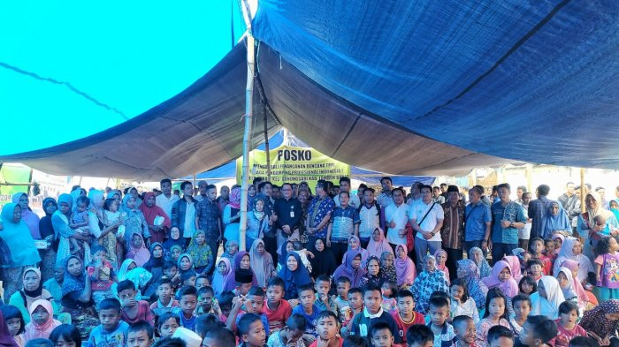 Mewakili Menteri Desa, Pembangunan Daerah Tertinggal, dan Transmigrasi (Mendes PDTT) Eko Putro Sandjojo, Direktur Jenderal Pembangunan dan Pemberdayaan Masyarakat Desa (Dirjen PPMD) Taufik Madjid, tadi malam melaksanakan kunjungan kerja (kunker) ke Lombok Barat, Nusa Tenggara Barat (NTB).