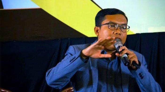 Pangi Syarwi Chaniago, Analis Politik Sekaligus Direktur Eksekutif Voxpol Center Research and Consulting.