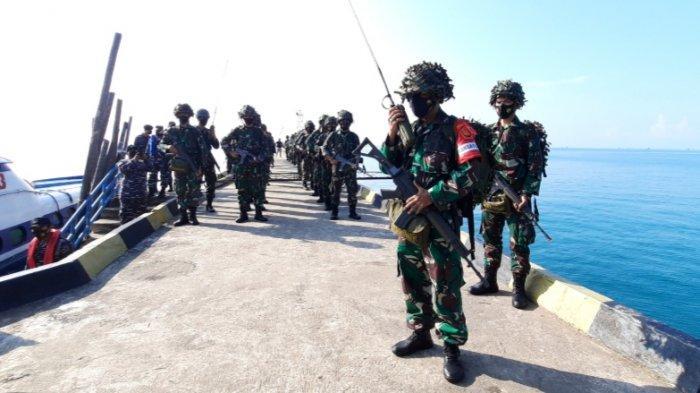 Melihat Operasi Pendaratan Pasukan TNI di Dabo Singkep