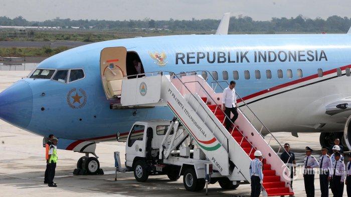 Hindari Polemik di Tengah Pandemi, PAN Minta Istana Jelaskan Maksud Pesawat Kepresidenan Dicat Ulang